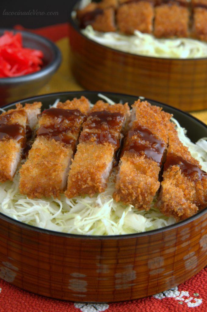 Tonkatsu - Comida japonesa