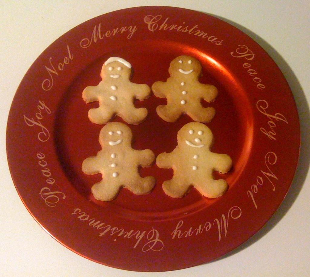 galletas de azucar hombrecitos