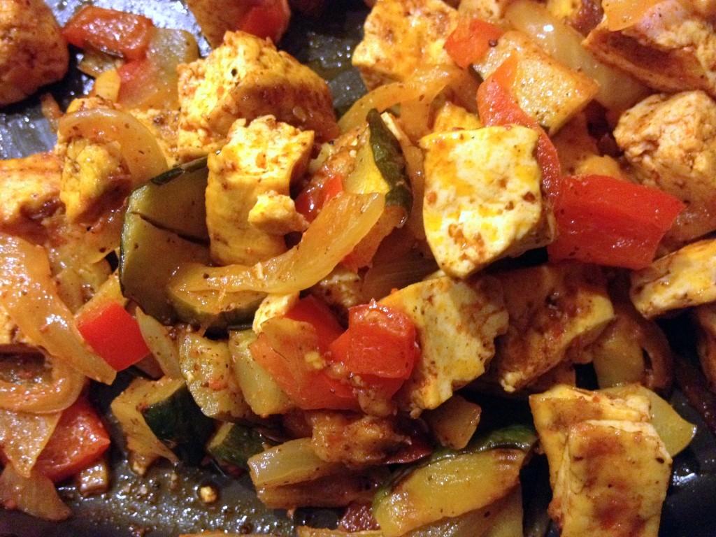 tofu listo para los tacos-1