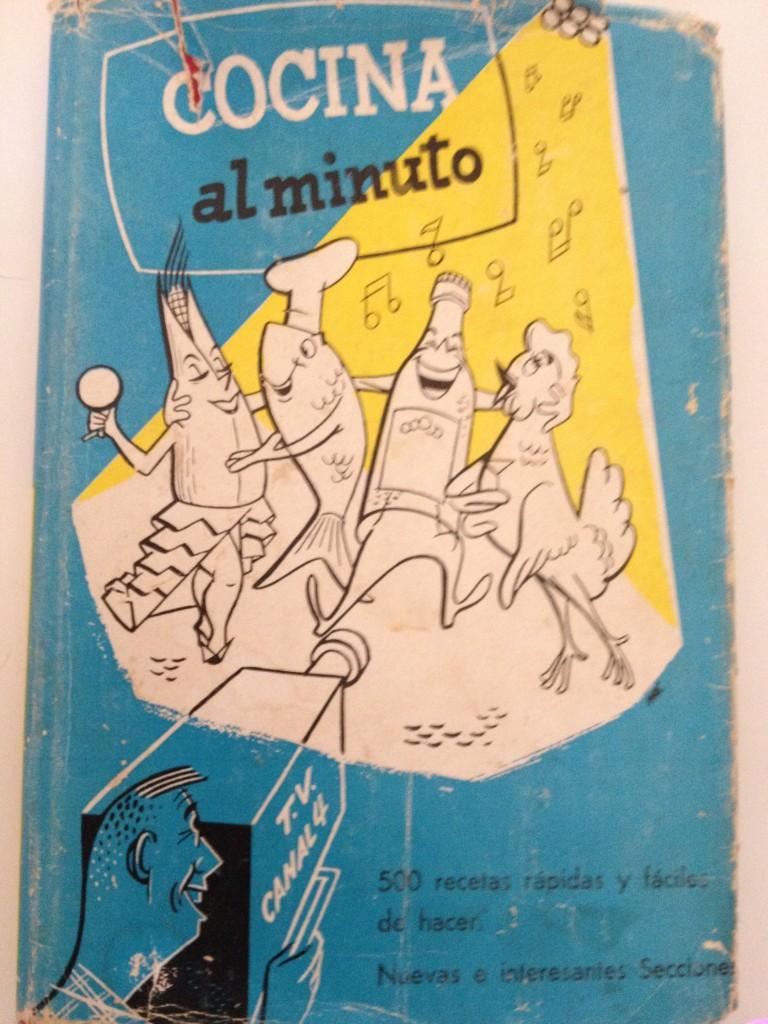 Cocina al minuto edición 1956