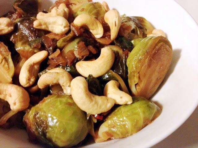 Coles de Bruselas al jengibre_La cocina de Vero