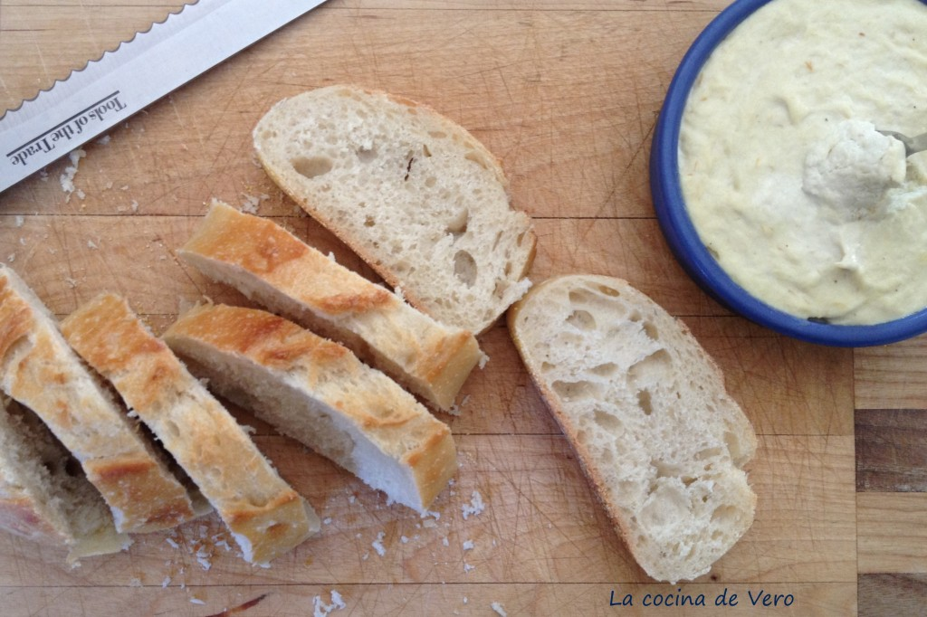 brandada con pan