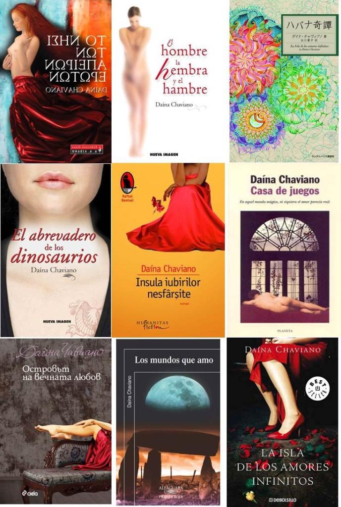 libros de daina chaviano