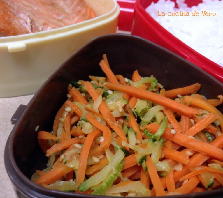 zanahorias con calabacin salteados-001