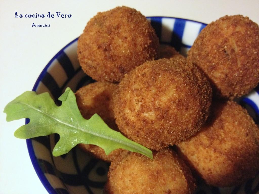 La cocina de Vero Arancini