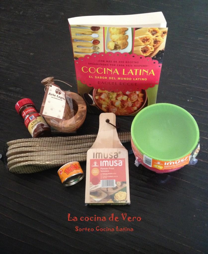 SorteoCocinaLatina_La Cocina de Vero