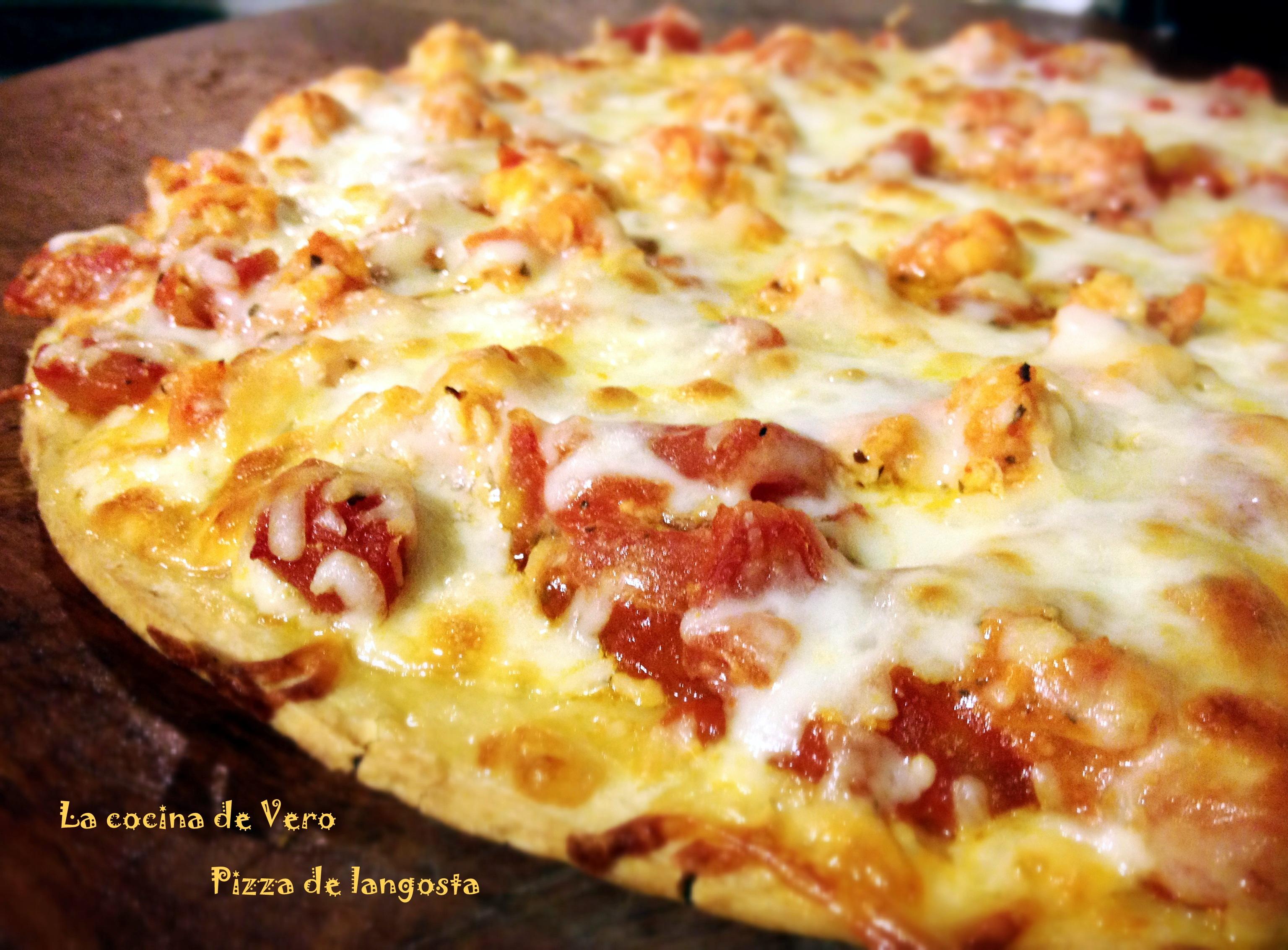pizza de langos...