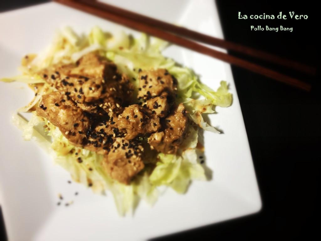pollo bang bang - la cocina de vero