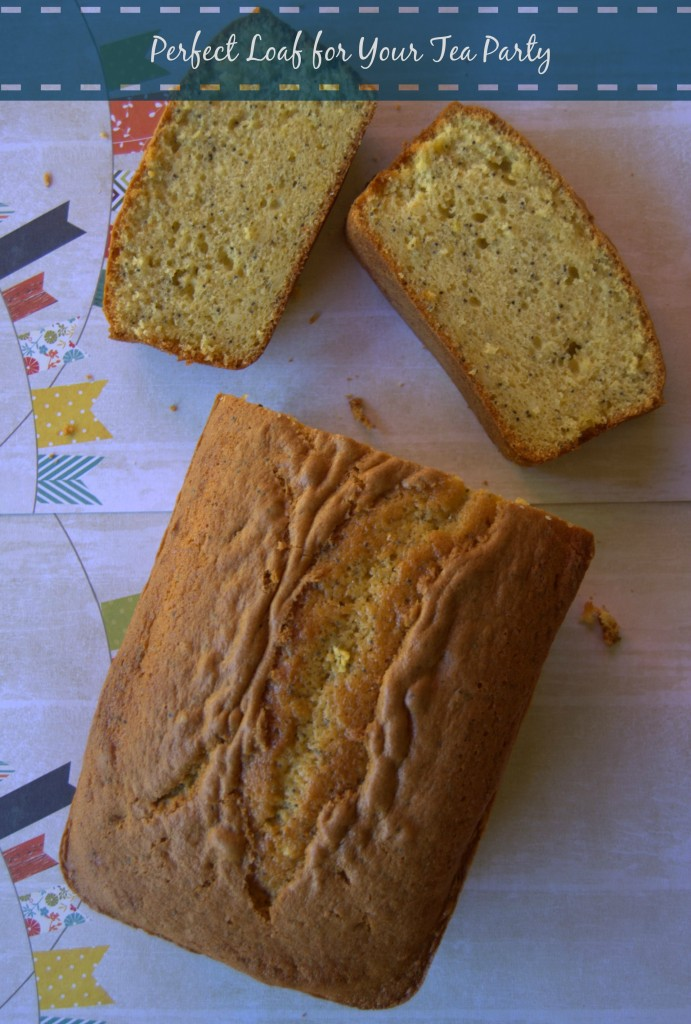 Perfect Loaf for Your Tea Party - La cocina de Vero
