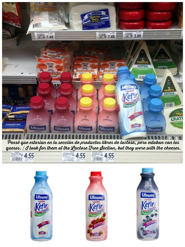 Lifeway Kefir at WinnDixie #shop