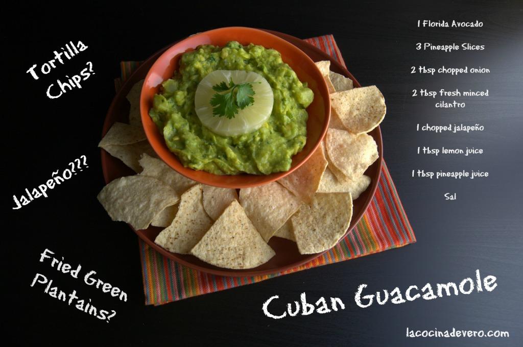 Cuban-Guacamole