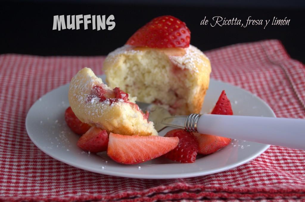 Muffins de Ricotta