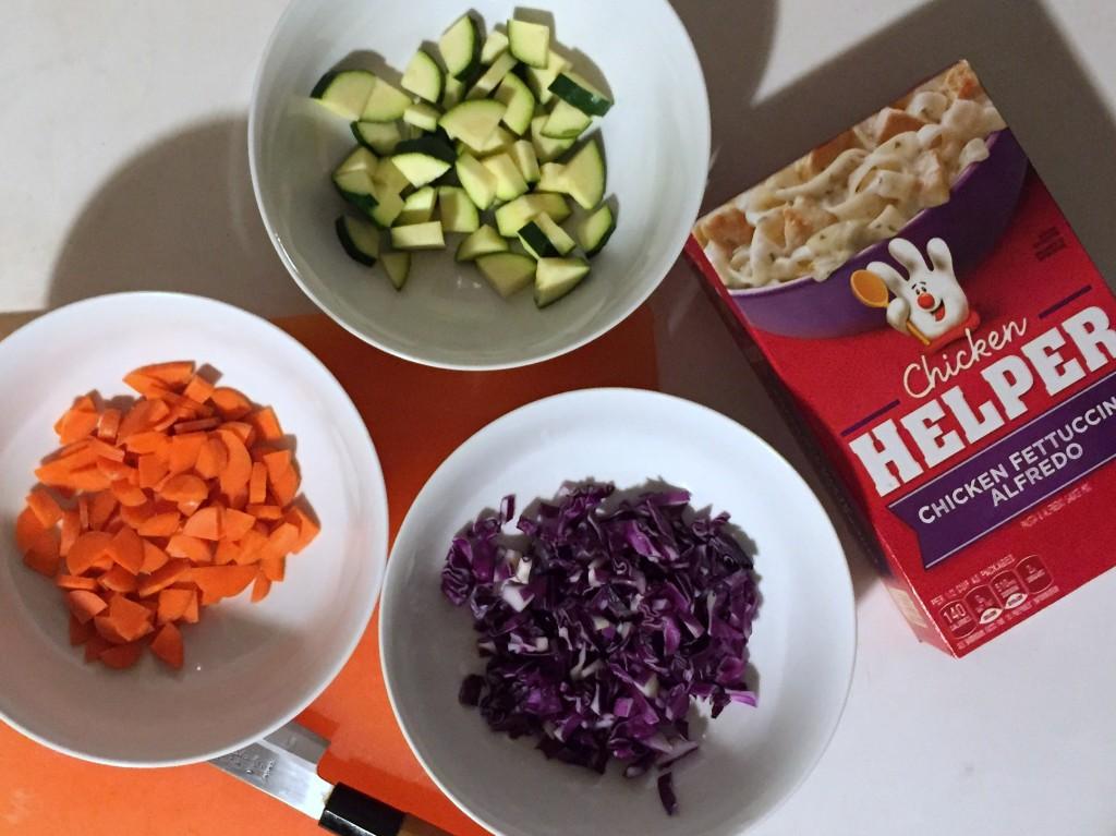 Cortar Vegetales