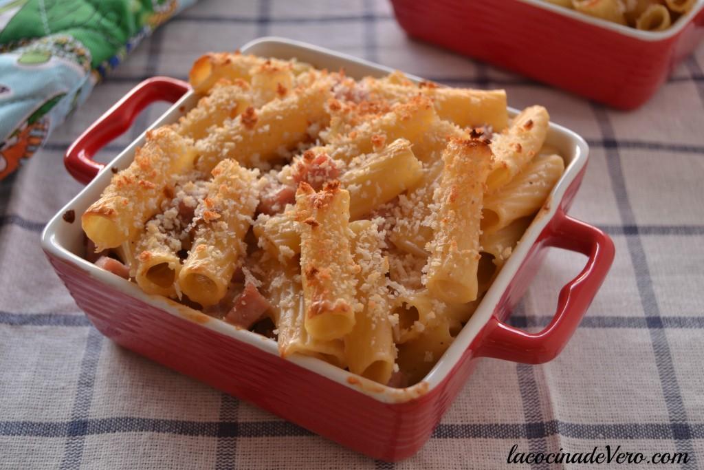 Macarroni & Cheese Caruso