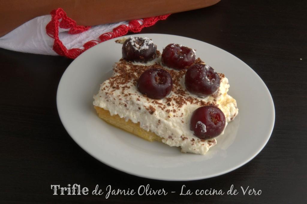 Trifle de Jamie Oliver