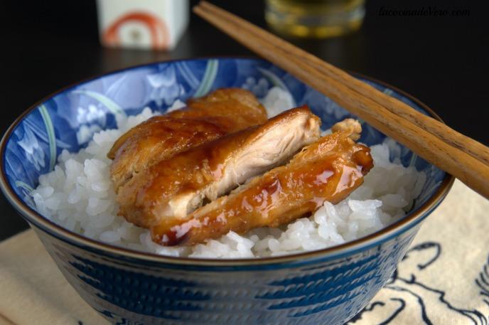 pollo teriyaki receta